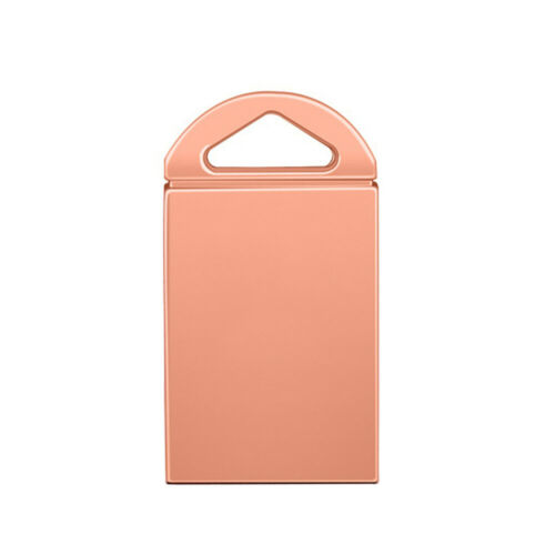 USB 2.0 8/16/32/64GB Flash Drives Memory Metal Flash Drives Pen Drive U Disk  Rose gold