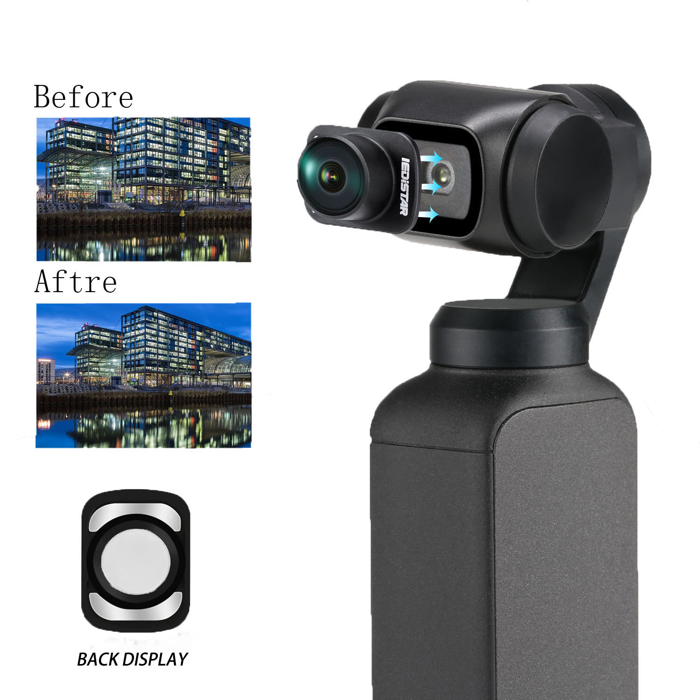 For DJI Osmo Pocket Professional Macro Lens/Wide Angle Lens /Fisheye Lens