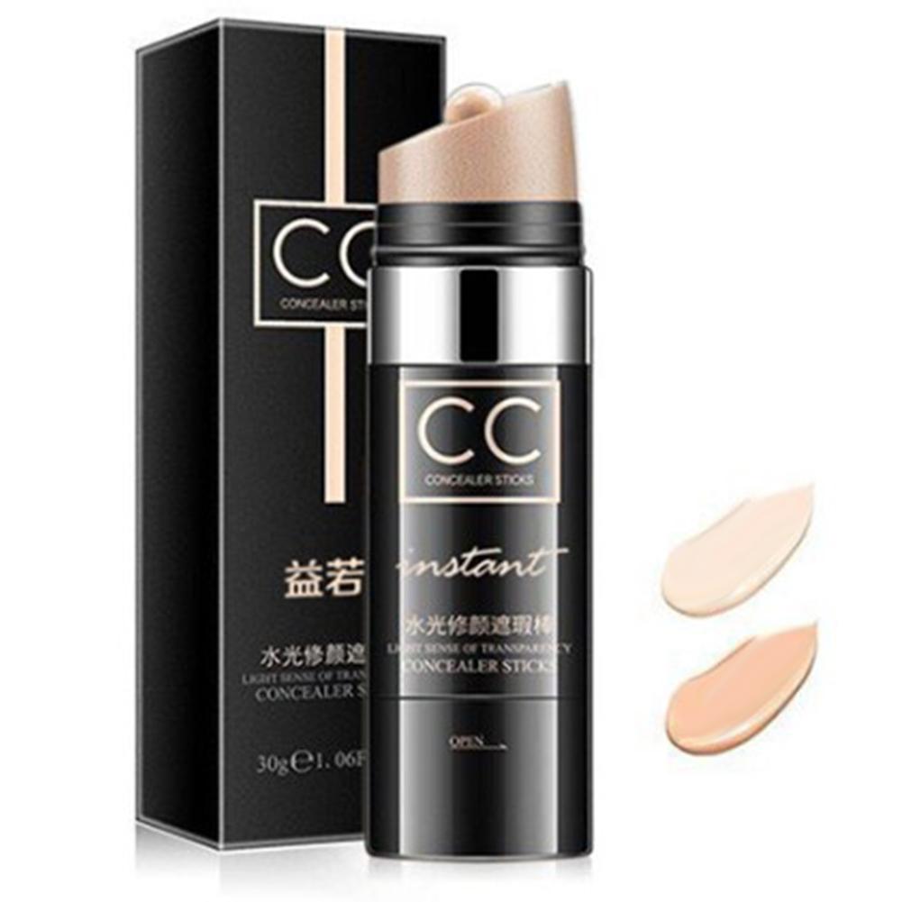 [Indonesia Direct] BB Cream Base Makeup Concealer Moisturizer Cosmetics Face Foundation Makeup CC Cream