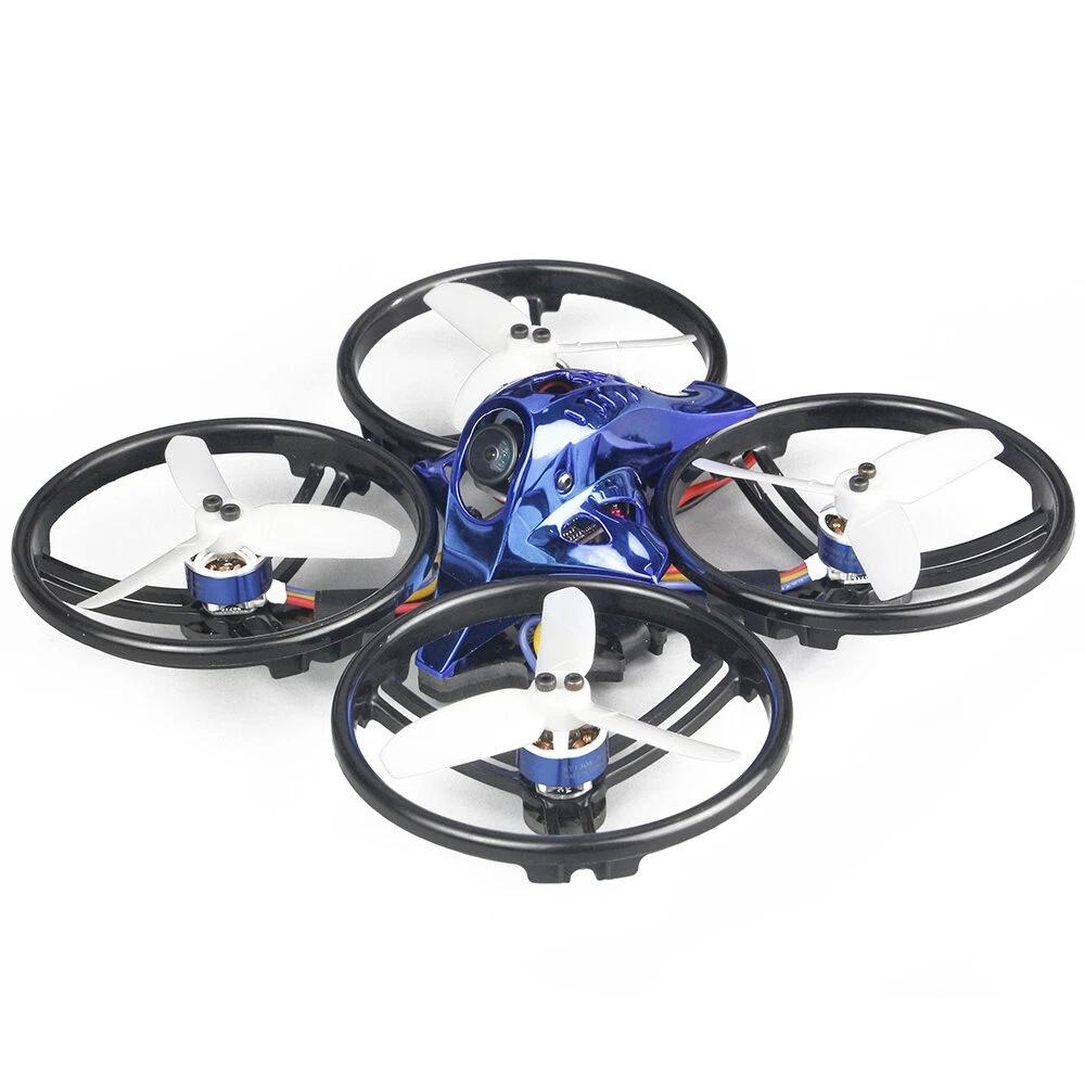 2.8 Inch 4S FPV Racing Drone PNP/BNF F4 OSD 20A ESC Runcam Nano2 Cam LDARC/KINGKONG ET125 125mm  AC2000 receiver KSX3885