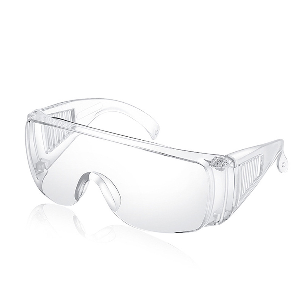 Safety Glasses Anti-shock Lens Goggles Anti-Dust Windproof Protective Glasses Working Eyewear Transparent