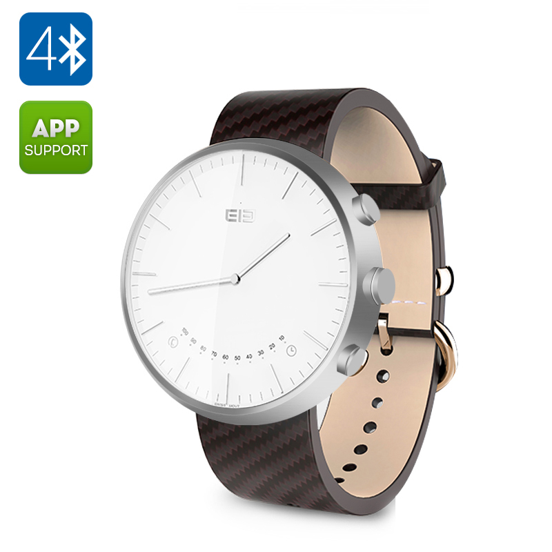 Elephone W2 Smart Watch (Silver)