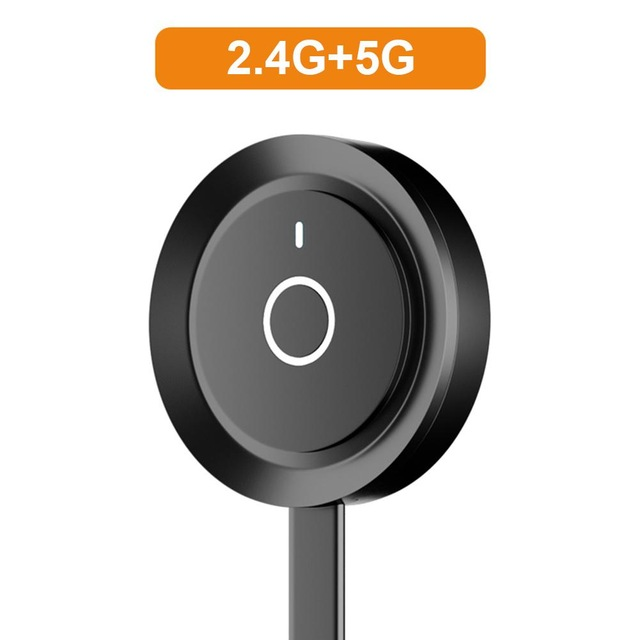 G17 Screen Share Display Adapter Wireless Display TV Dongle Receiver for Chromecast 2.4G+5G
