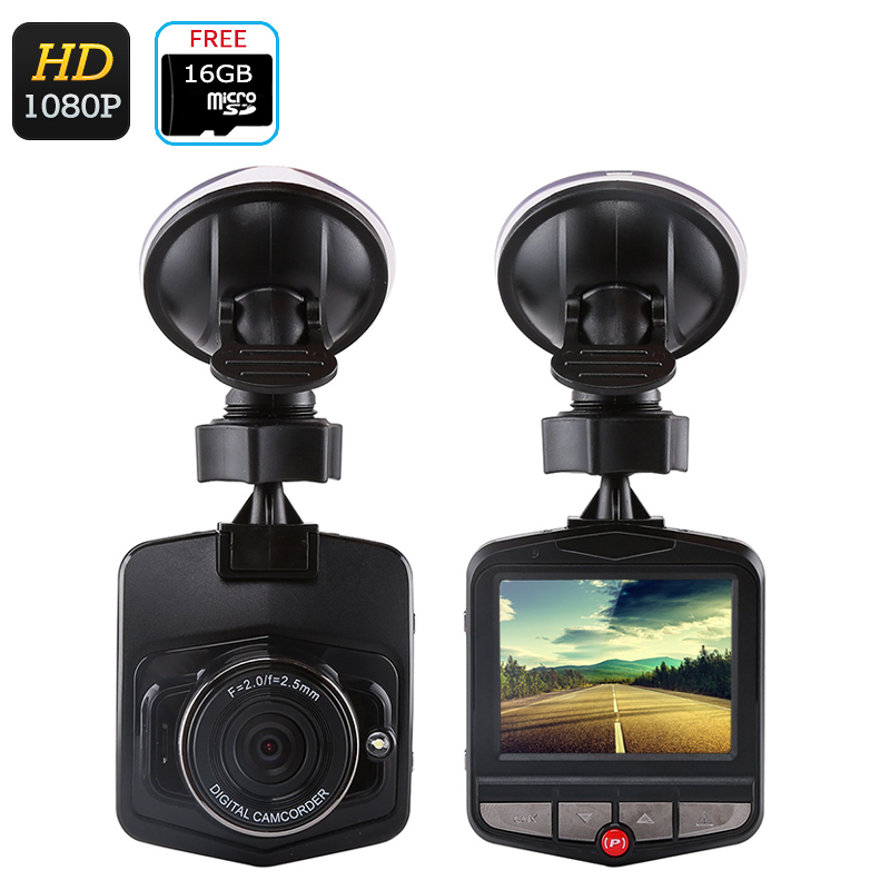 ZeroEdge Z1 1080P Car DVR