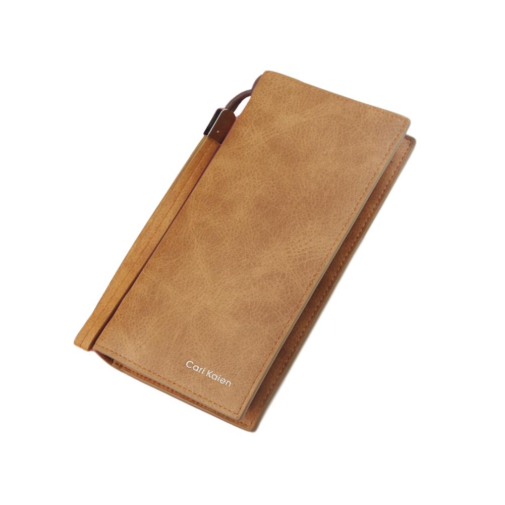 Women's Wallet Clutch Zipper Long Multi-card 2 Folding Handbag