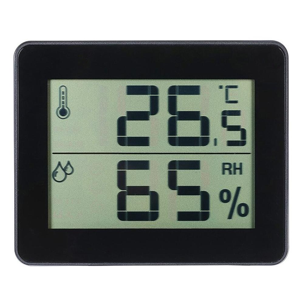 TS-E01 Digital Display Household Thermometer Hygrometer Indoor Thermometer Comfort Level Display  TS-E01-B