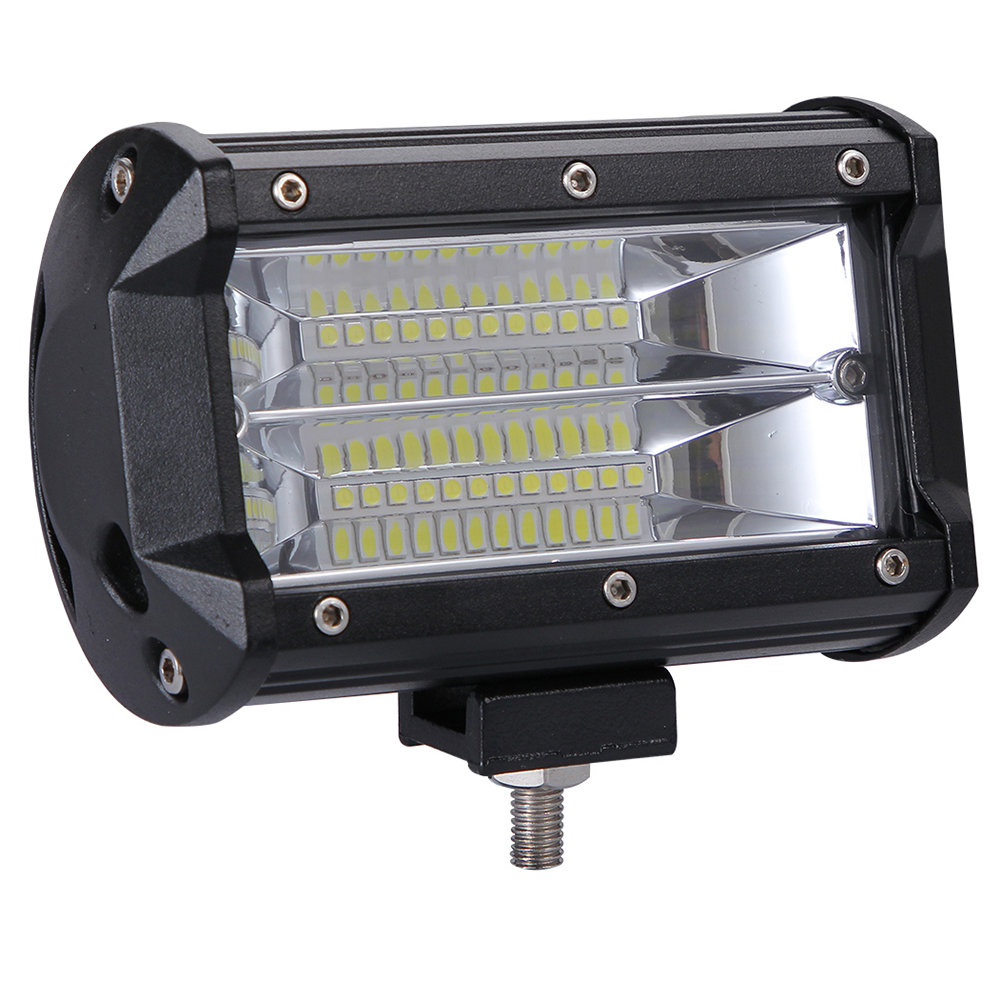 Professional High Power 240W LED 2 Rows 5inch Work Light Bar Driving Lamp