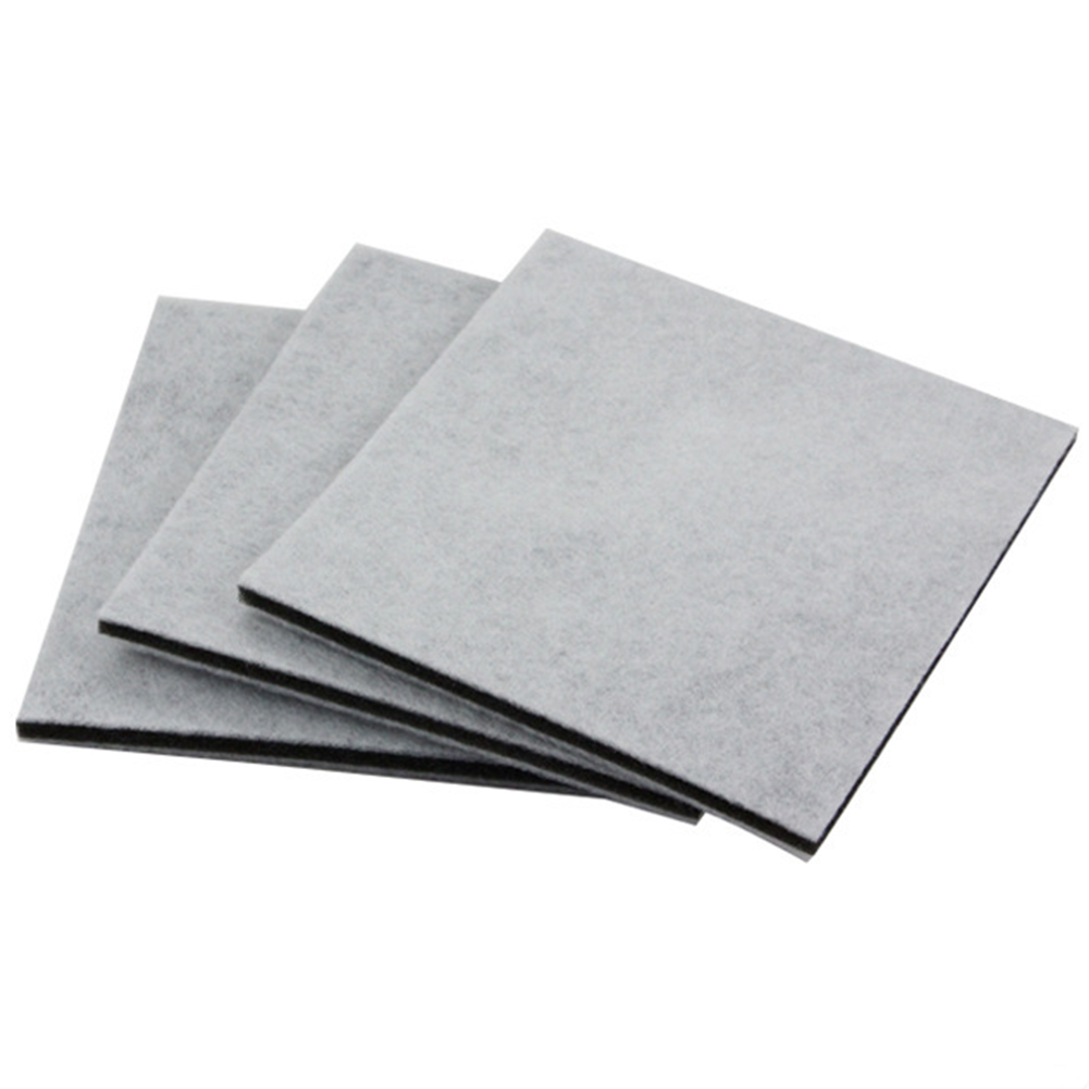 5Pcs Universal Filters for Vacuum Cleaner Motor Accessories 150×150mm 5 pieces
