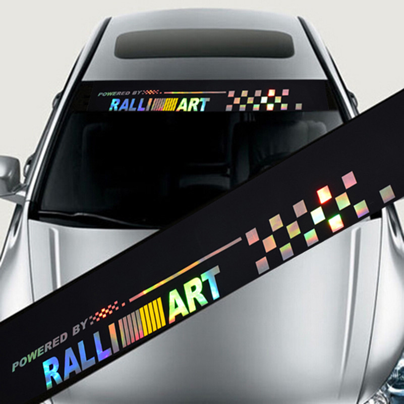 Colorful Reflective Car Stickers