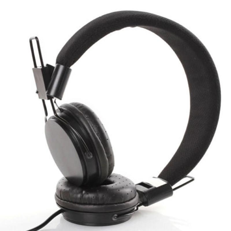 Kids Wired Stylish Headband Earphones