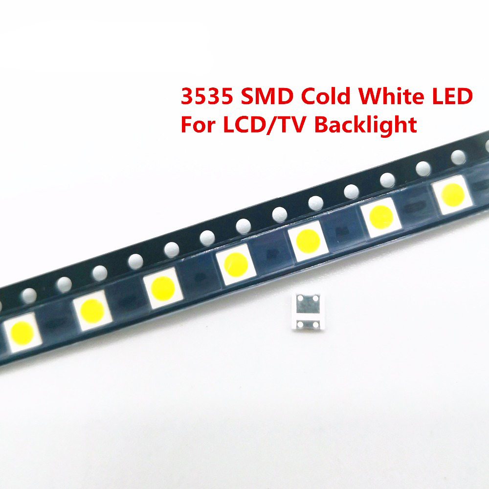 Cold White Backlit LCD Backlight for TV