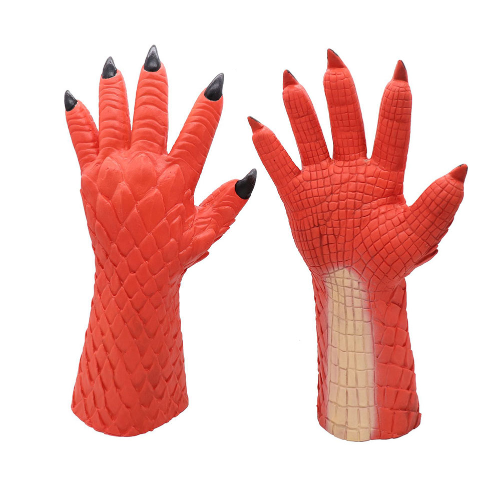 Diablo Belial paw gloves Diablo Belial Halloween costume party props As shown