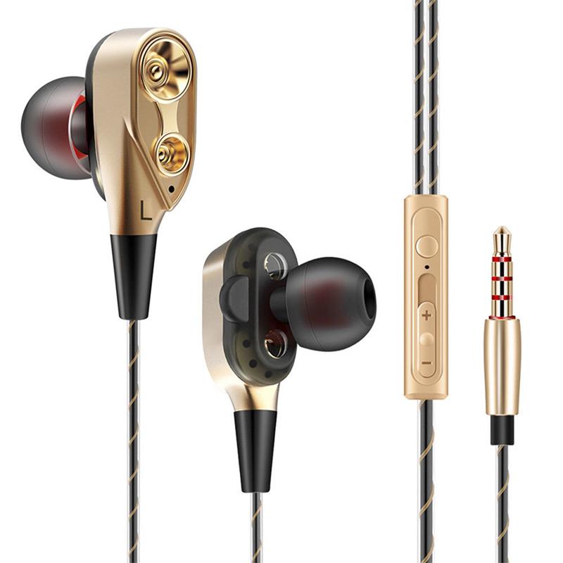 7D HIFI In-Ear Earphone