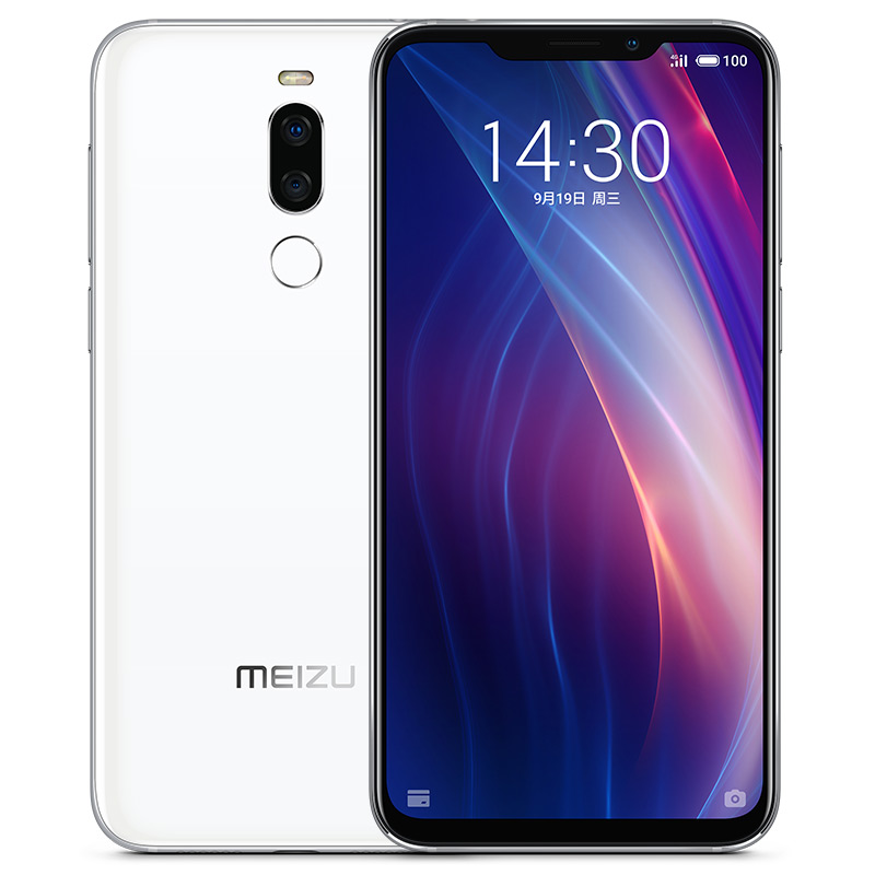 Meizu X8 6+128GB 4G LTE Smart Phone White