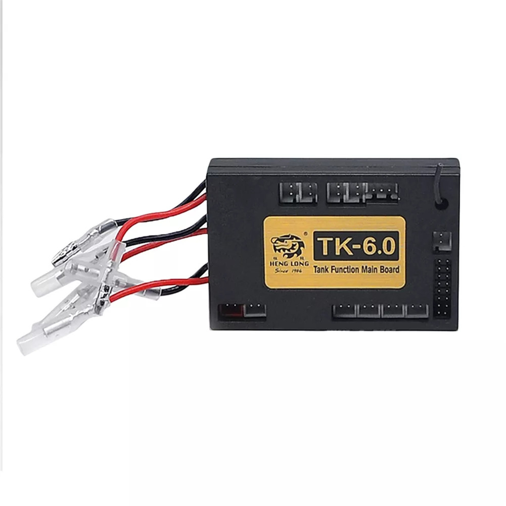 Henglong TK-6.0 Version Function Main board 2.4G Receiver for 1/16 RC Tank Parts default