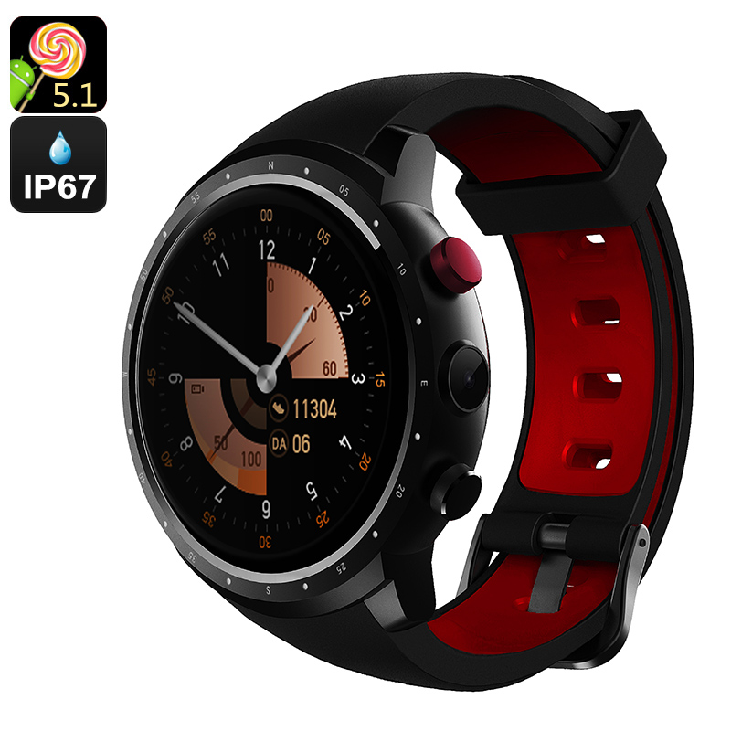 wholesale z18 android 5 1 smart watch from china. Black Bedroom Furniture Sets. Home Design Ideas