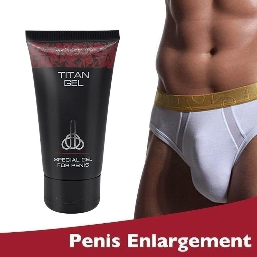 Male Penis Enlarges Oil Men Large Dick Aphrodisiac Cream Delayed Premature Ejaculation Gel 1 black