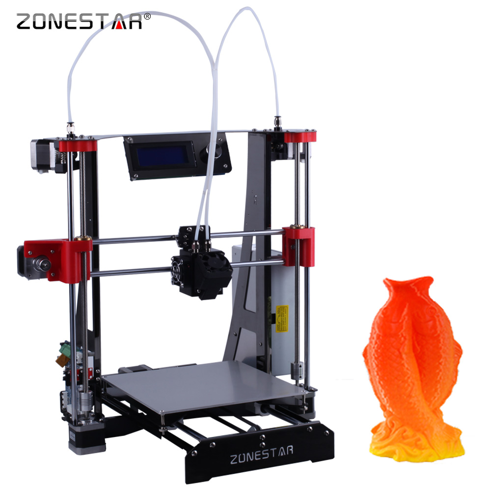 ZONESTAR M8R2 DIY 3D Printer Kit