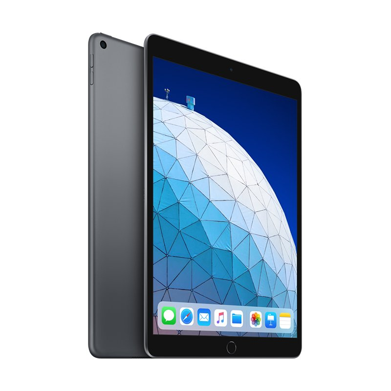 iPad Air 10.5-inch IOS Tablet Gray 256GB