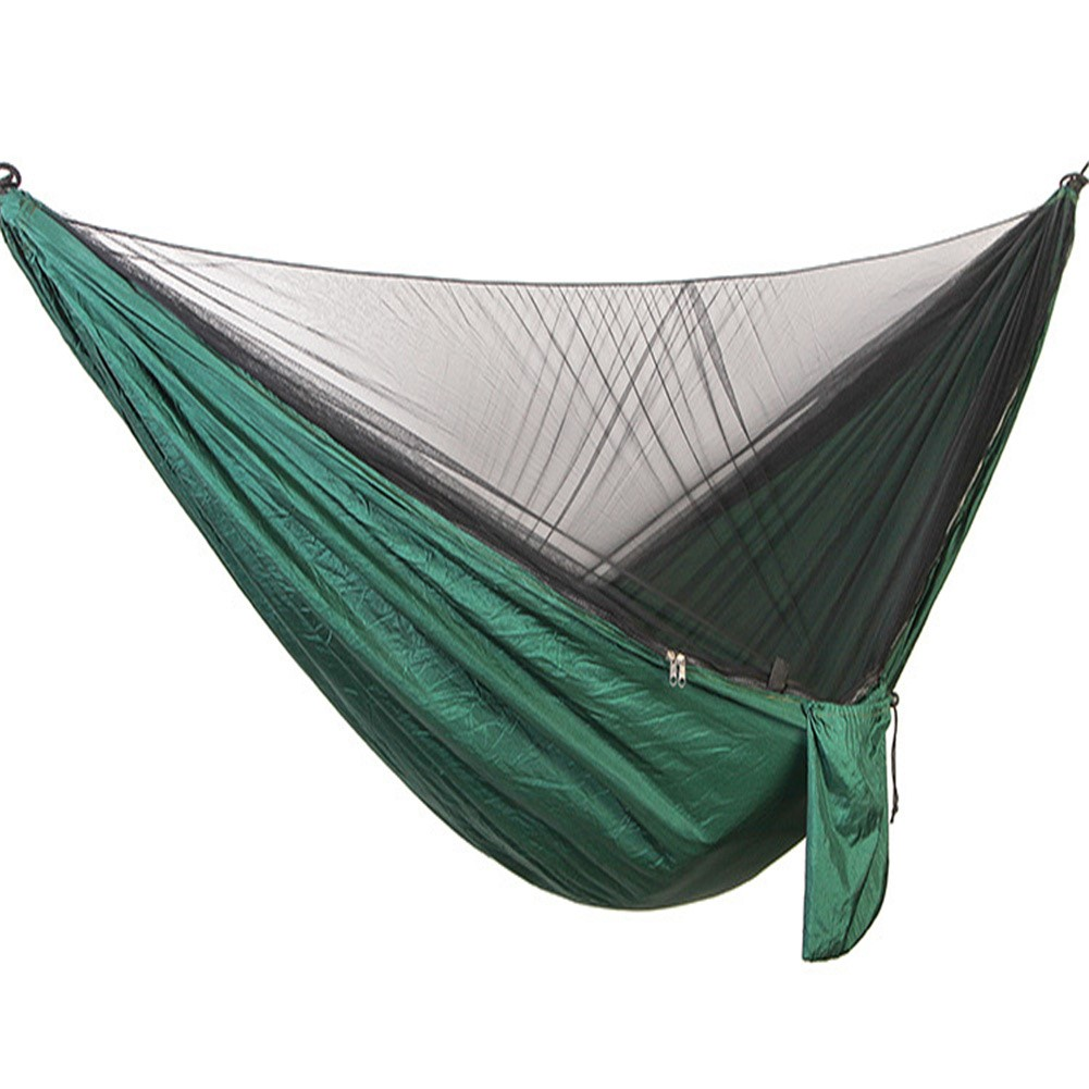 Tent Hammock Set With  Anti-mosquito  Net Hanging Bed For Outdoor Automatic Quick Open