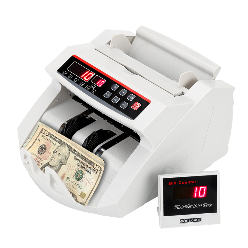 Professional Bill Counter