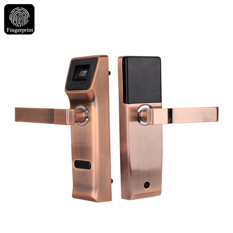 Wholesale Biometric Fingerprint Door Lock Security Lock From China