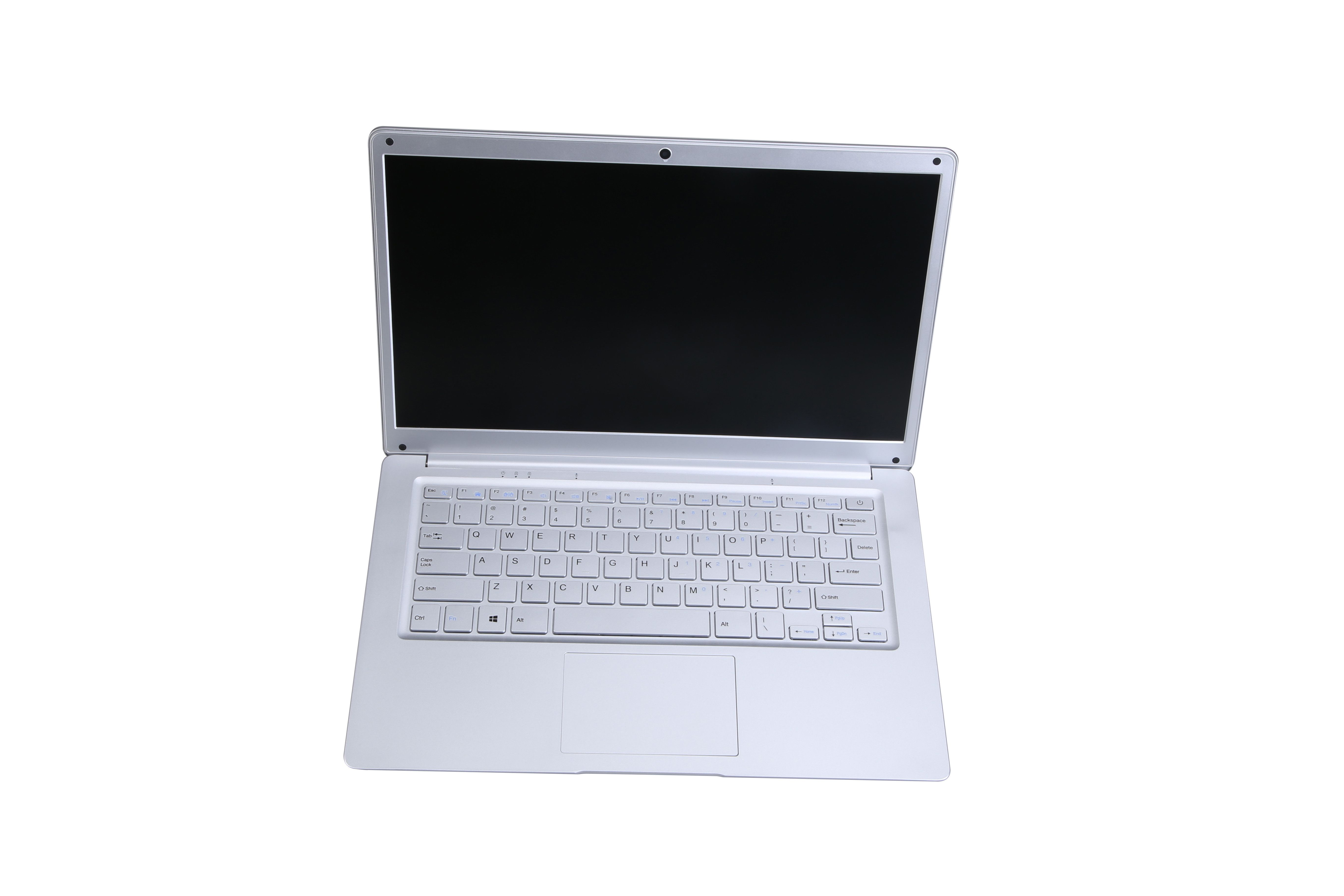 14 Inch 1920*1080 F142 Laptop Computer Silver