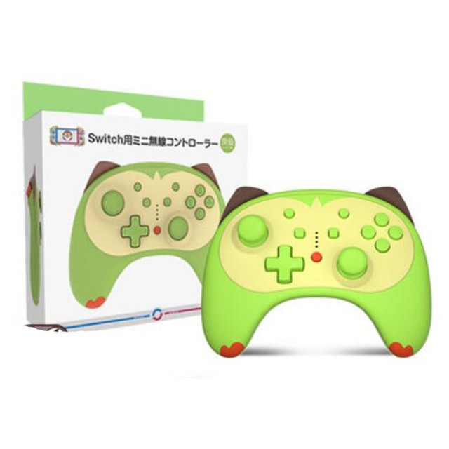 Game Controller Wireless Joystick Bluetooth Gamepad for Switch/Switch lite/PC/Android/Steam green