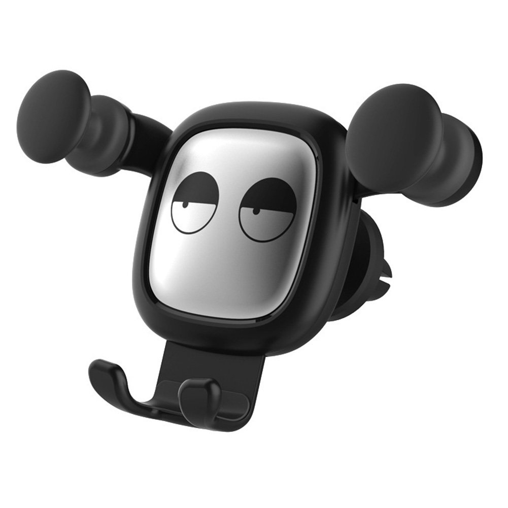 Gravity Car Phone Holder for iPhone XR XS MAX X Air Vent Mount Car Holder 360 Degree Phone Holder