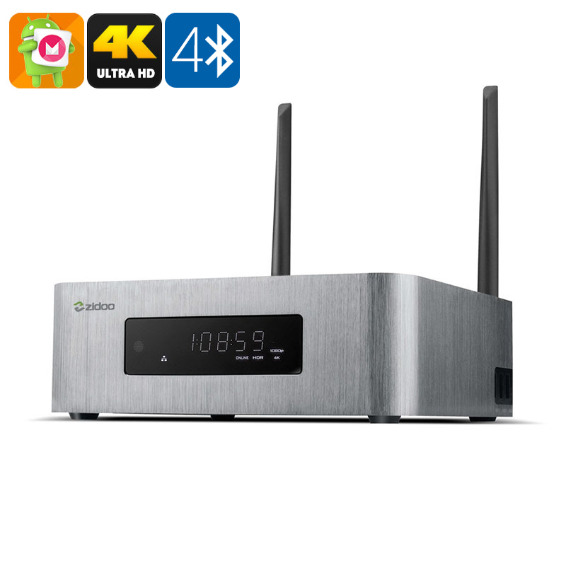 ZIDOO X10 Android TV Box