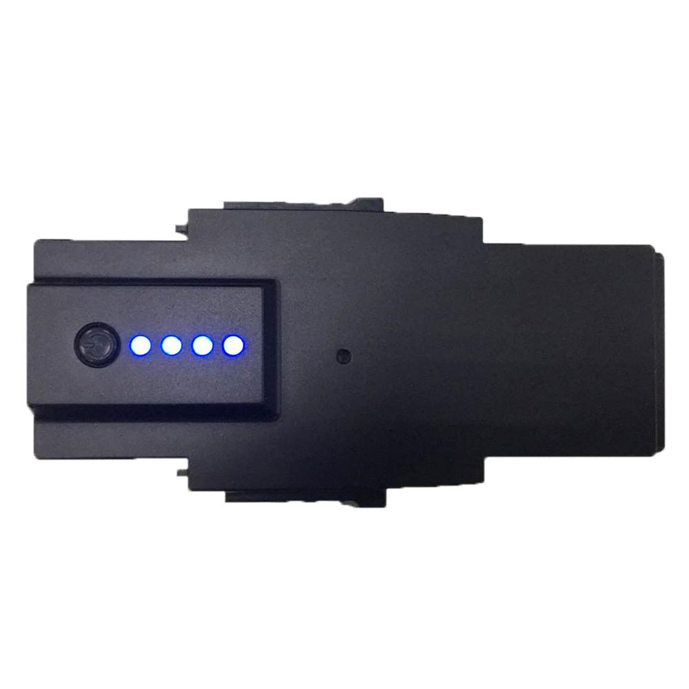 11.1V 1600MAH Smart Lithium Battery for L109 Pro 4k GPS Brushless Foldable Drone Battery 2020 Black black
