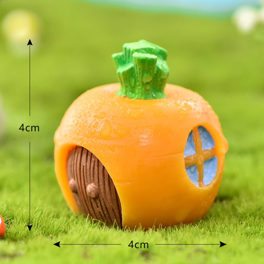 Cartoon Rabbit Easter Animal Model Micro Landscape Home Decor Garden Decoration Accessories #1