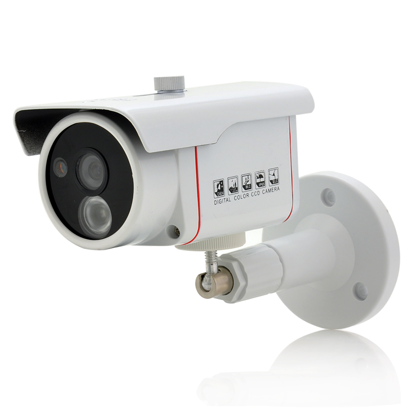 Outdoor CCTV Camera w/ IR Array - Linksec