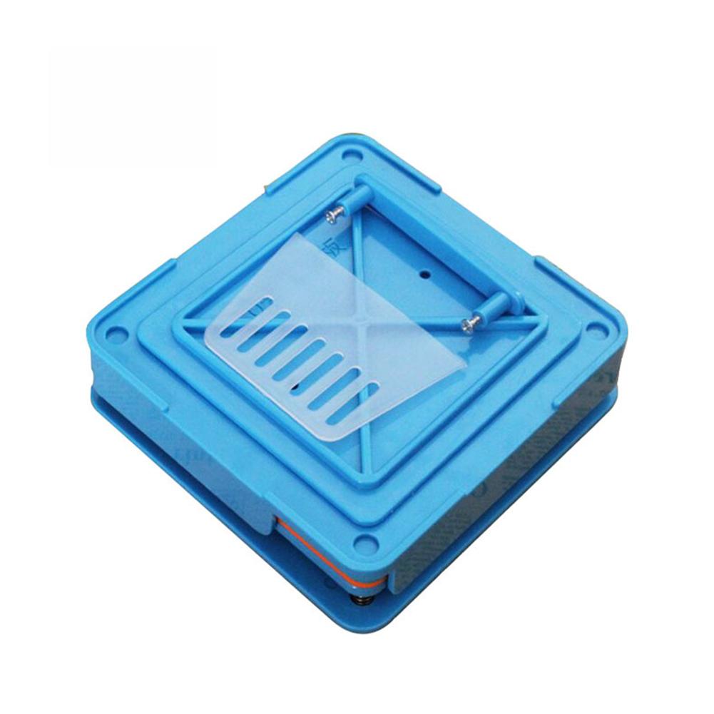 100 Holes Blue Manual Capsule Filling Machine #0 Pharmaceutical Capsules Maker DIY Medicine Herbal Powder Filler  blue