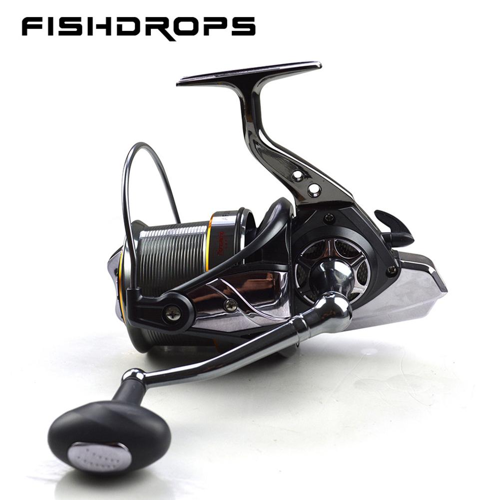 Fishing Reel Metal Body Fishing Spinning Reel Sea Reel Winding Sea Fishing Reel  12000