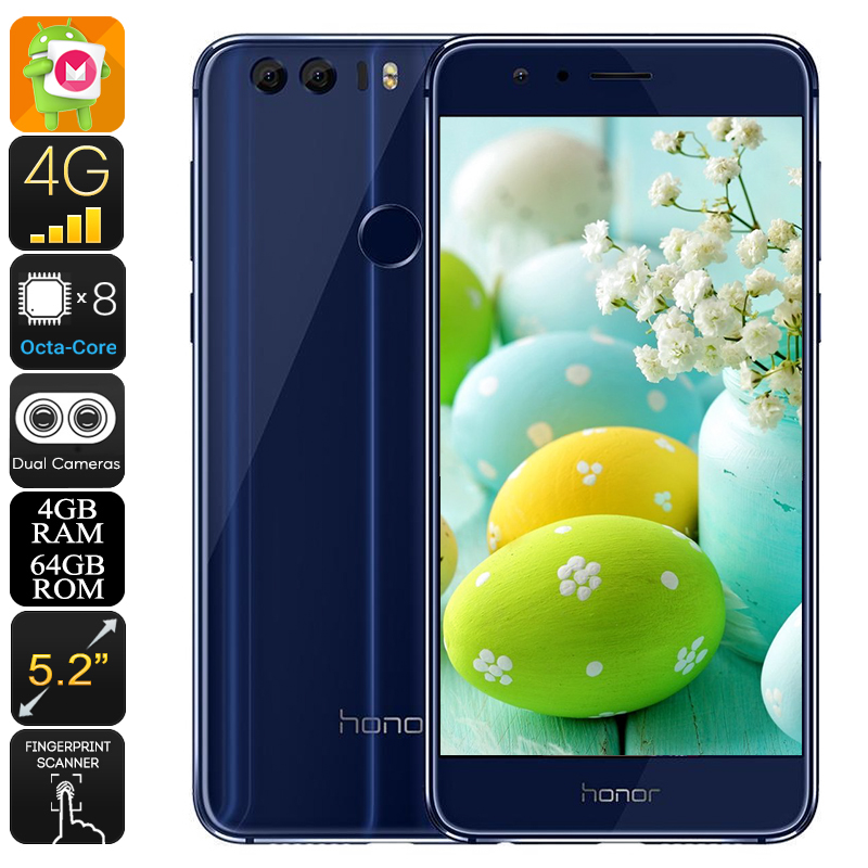 Huawei Honor 8 Android Phone