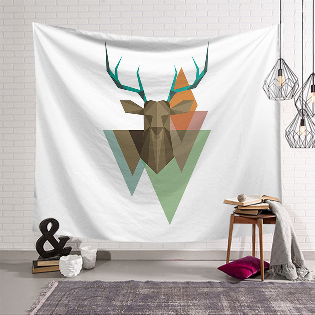 Digital Printing Art Hanging Tapestry for Home Wall Decoration