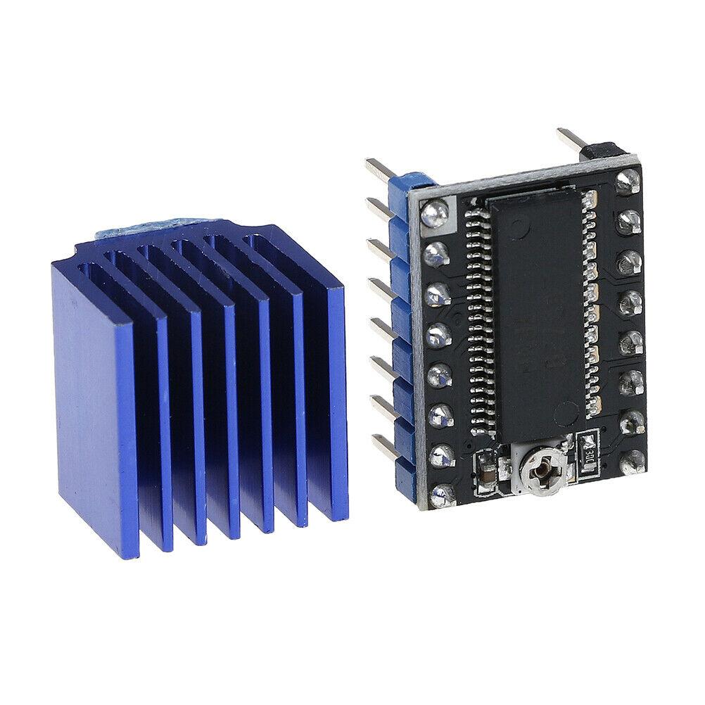 LV8729 Stepper Motor Driver Module 3D Printer Kit 4-Layer Substrate Drivercontrol GF Lv8729 (control board + heat sink)