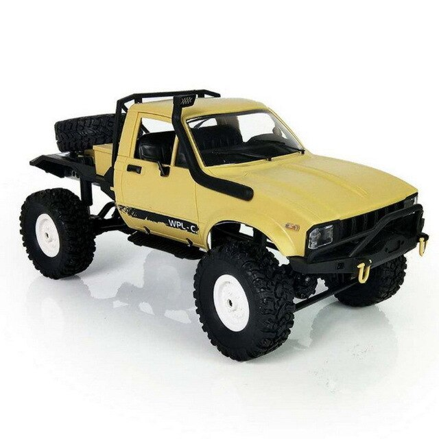1:16 Hynix Quattro Interlock Off-road Car Climbing Car Model Toy RTR Version