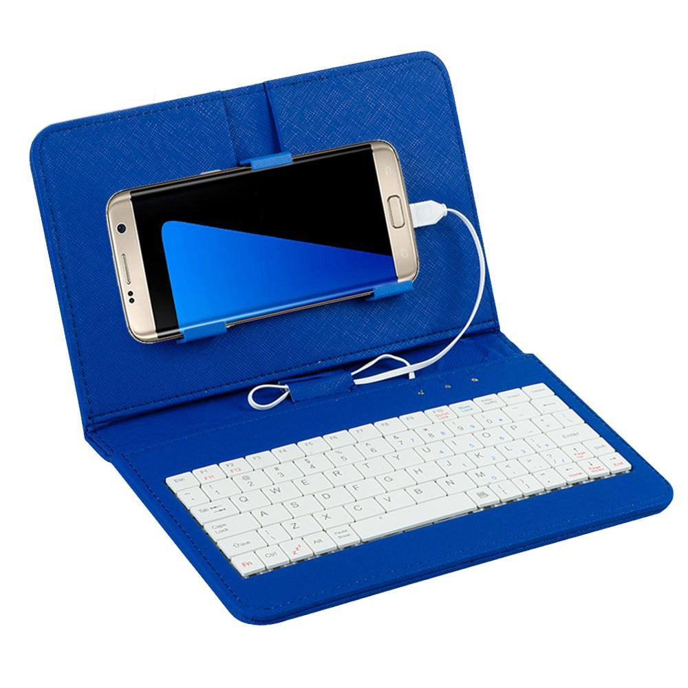 General Wired Keyboard Flip Holster Case