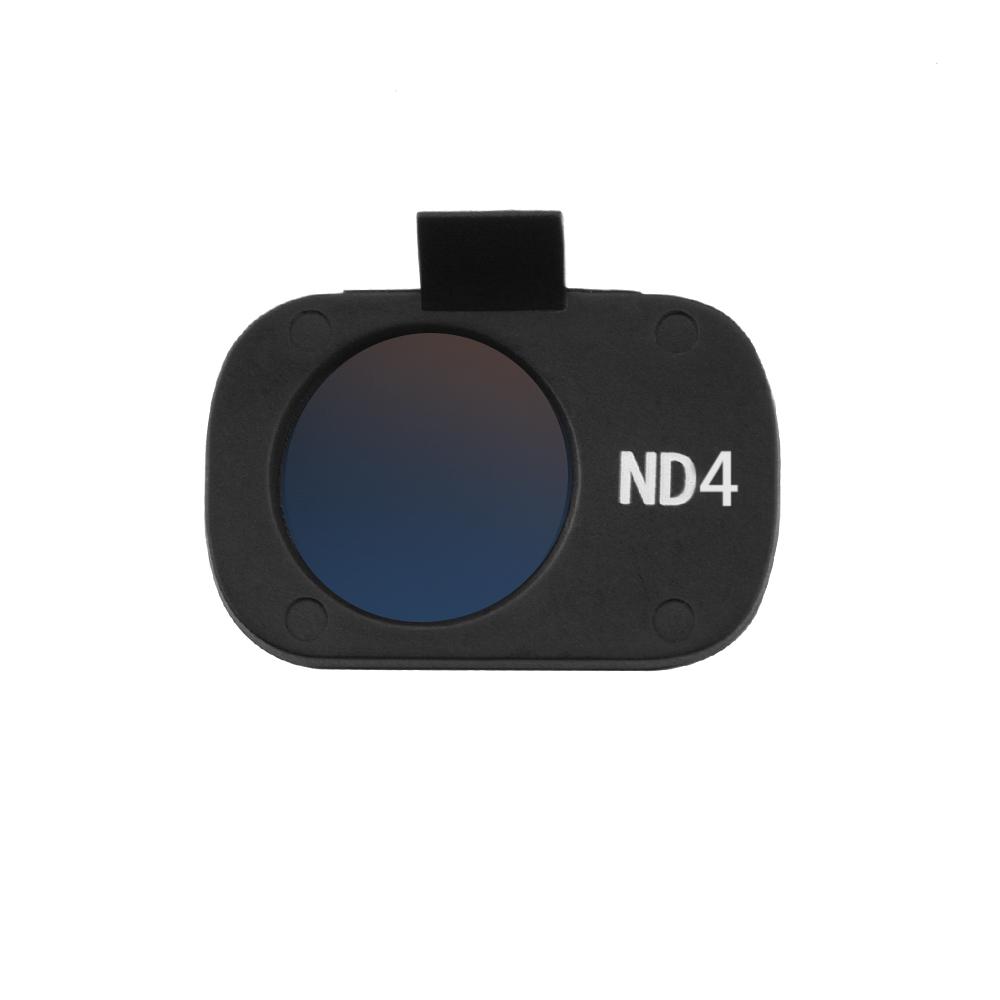 Mini Lens Filter Universal for DJI Mavic Drone Camera UV/ND8/ND16/32/64 Circular Neutral Density Essential CPL ND4