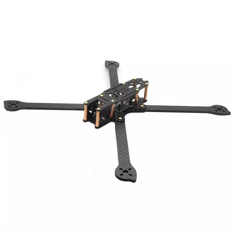 HSKRC XL5/6/7/8/9 232/283/294/360/390mm Carbon Fiber FPV Raicng Frame Kit for RC Drone 393MM KSX3701