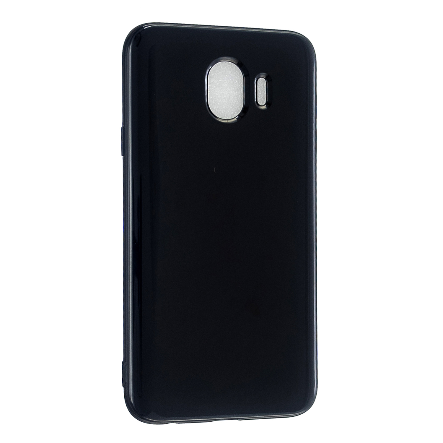 For Samsung J4 2018/J4 Plus/J4 Core/J4 Prime Protective Shell Classic Cellphone Cover Thickened Phone Case Black