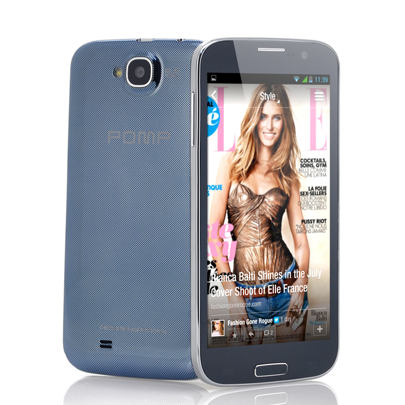 POMP W88 5 Inch 4Core Android 4.2 Phone (B)