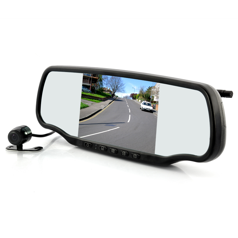 wholesale rear view mirror bluetooth rear view mirror from china. Black Bedroom Furniture Sets. Home Design Ideas