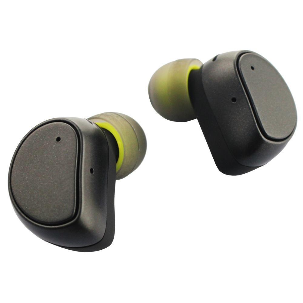Mini True Wireless Bluetooth Earphones In-Ear Stereo Earphones Sport Headset black