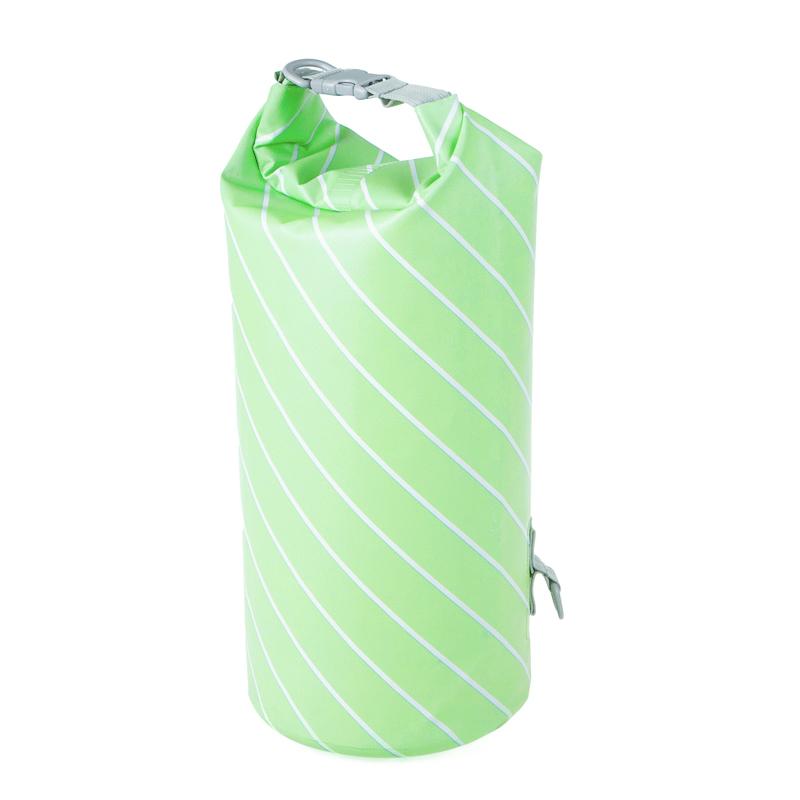 Adeeing Waterproof Dry Bag Cloth Storage Bag for drafting Camping Hiking Swimming Green 5L