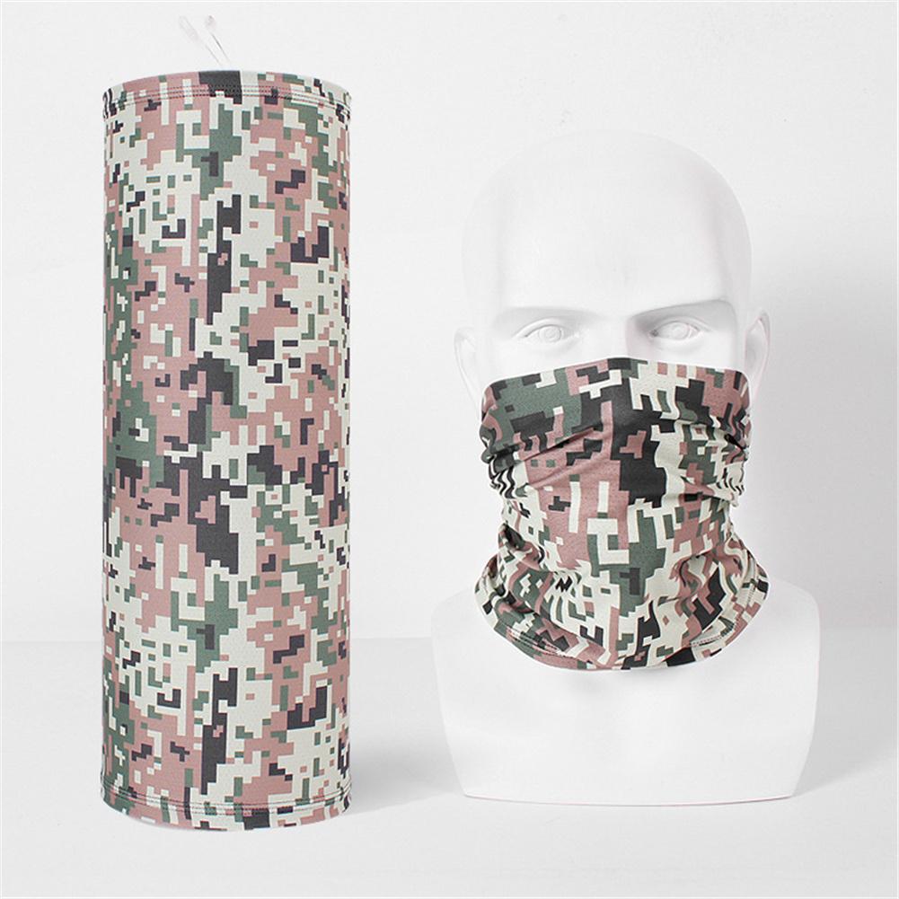 Collar  Mask Riding Windproof Face Cover Outdoor Versatile Headscarf Cycling Bandana