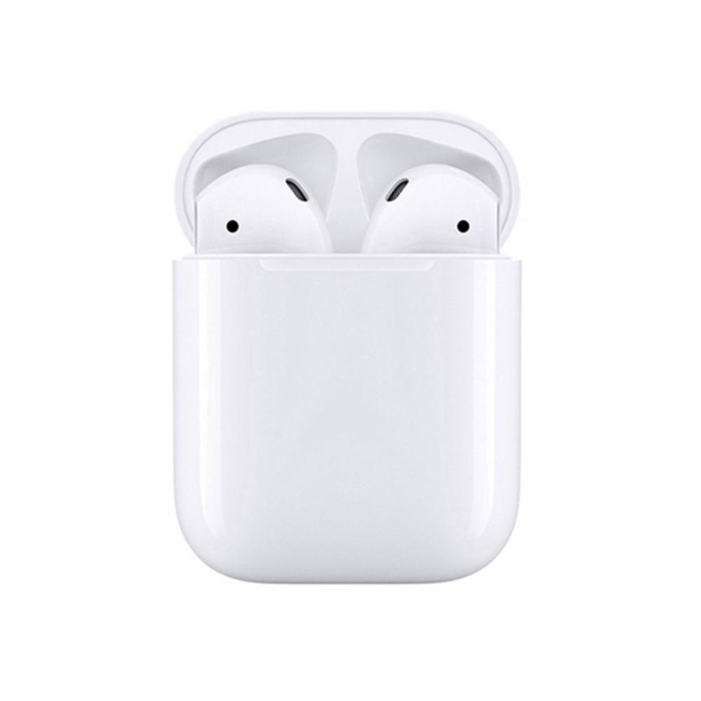 Bluetooth Earphone Mini Wireless Charging Earbud Headphone white