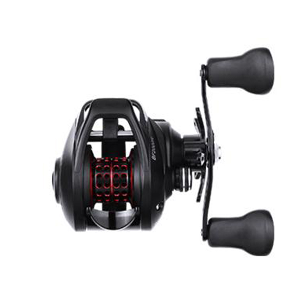 13 axis Z Shape Rocker Arm Long Distance Casting Low-Profile Reel Fishing Reel  BF2000 left hand (shallow cup)
